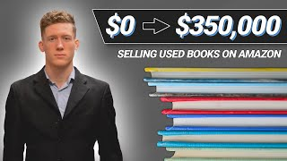 $0 to $350,000 Selling Used Books on Amazon FBA | How Romer The Roamer Built His Amazon FBA Business