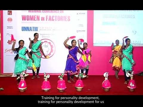 Folk Dance Rendition: Learnings from Women in Factories program