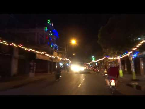 Christmas Lights in Vietnam