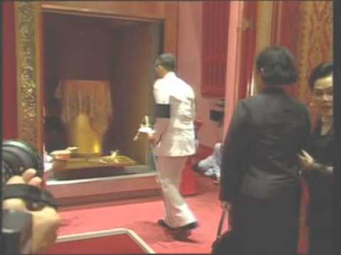 9APR12 THAILAND ; Part 47 ; Royal Cremation of Her Royal Highness Princess Bejaratana