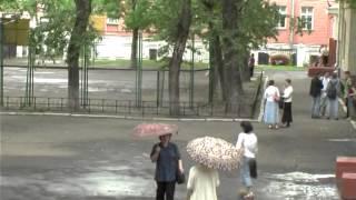 Школа 1323, Москва 25 мая 2005 г. Последний звонок.