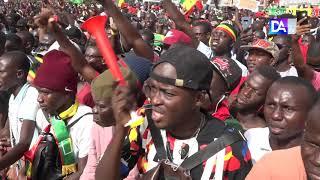 """Birame Souleye DIOP au president  Macky SALL : """"les mêmes combats reprennent avec d'autres hommes"""""""