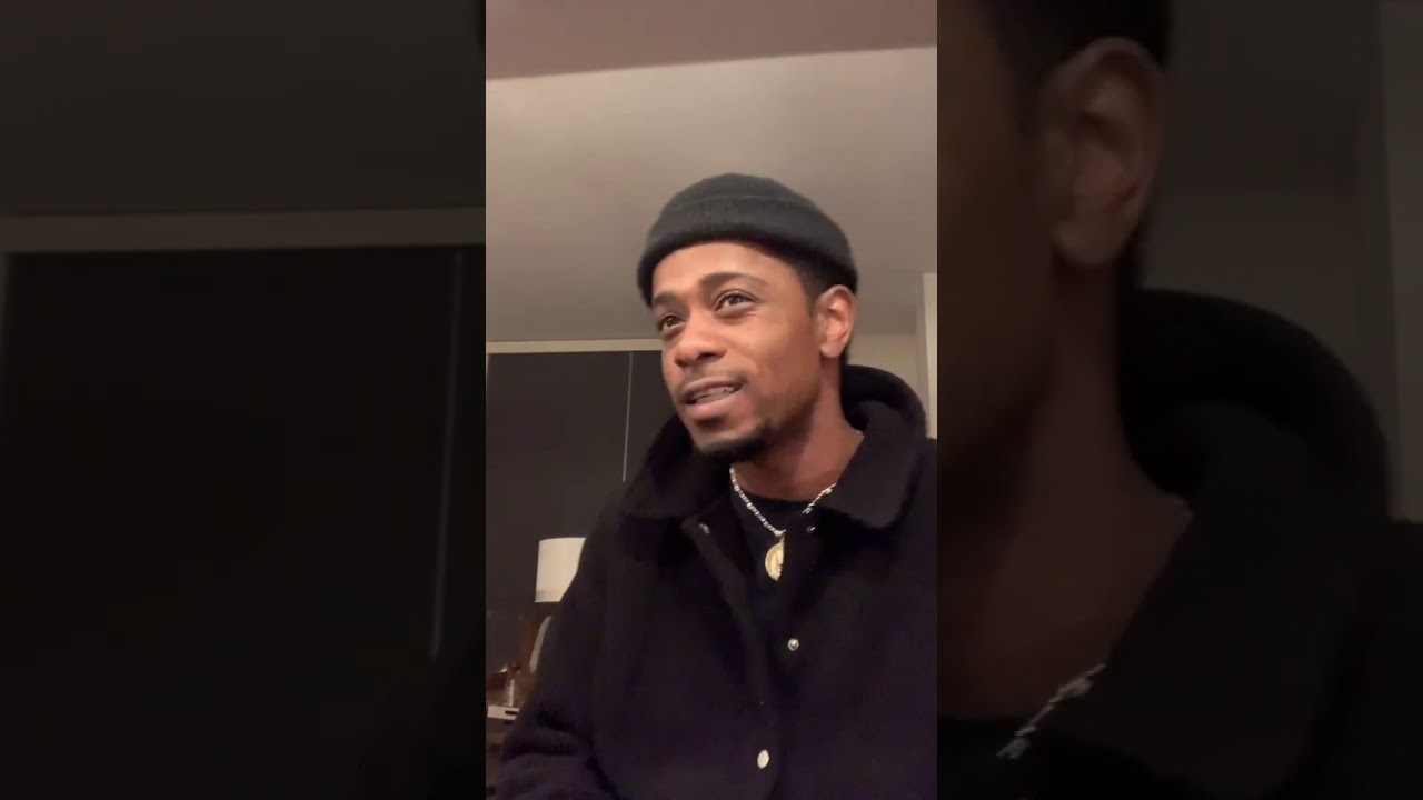 LaKeith Stanfield says he is OK after alarming videos
