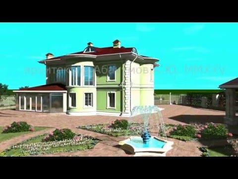проекты красивых домов часть 2