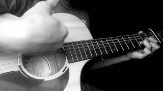 Bến Thượng Hải guitar solo by Đức Trần
