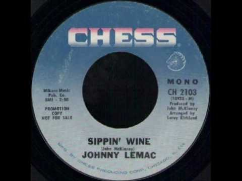 JOHNNY LEMAC - SIPPIN' WINE - CHESS CH 2103