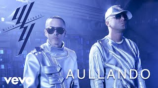 Wisin Yandel Romeo Santos Aullando Audio.mp3