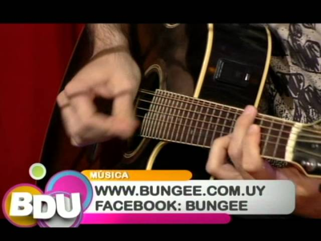 Bungee - Descarrilado acustico - Montevideo Uruguay Videos De Viajes