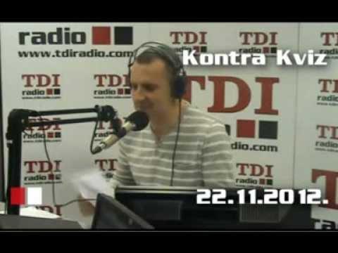TDI Kontrakviz 22.11.2012 Pet Gola (Jelena)