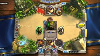 Lucky Draw Episode 7: Baron Geddon the Tie Maker with Commentary - Hearthstone