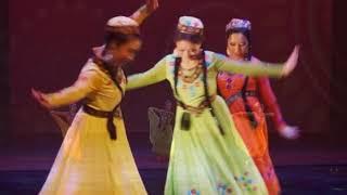 Uygur Trio Dance