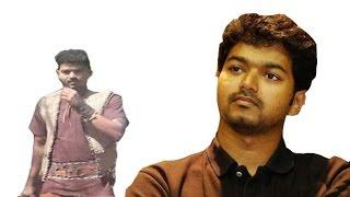 Vijay and Puli team irked with leaked photo  கடும் மன உளைச்சலில் புலி படக்குழு |