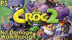 Croc 2 Walkthrough