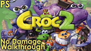 Croc 2 Walkthrough