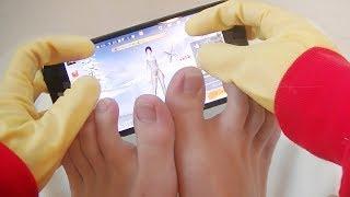 【荒野行動】足まで利用した究極の20本指操作を見よ!!! thumbnail