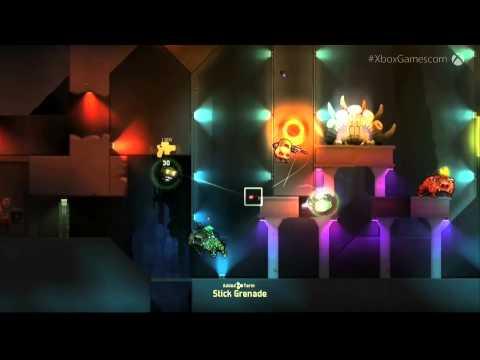 Cobalt Mojang Gamescom 2015 Trailer