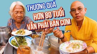 Sống Yêu Thương #25: Nghẹn ngào ăn hết dĩa cơm tấm bì 10k của Ngoại Hai Cần Thơ