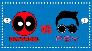 Download Deadpool vs Gentleman | PSY Parody Mp3 and Videos