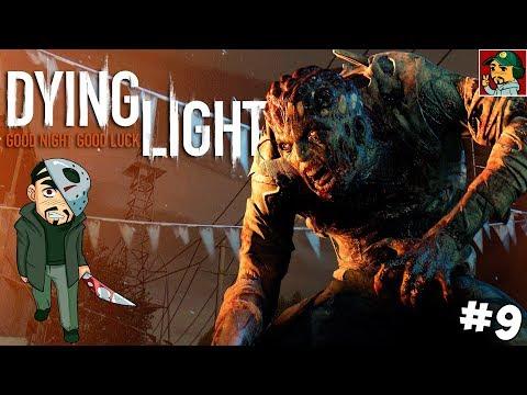 Dying Light - Девятые сутки паркура в Зомбилэнде (18+)