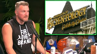 Pat McAfee Talks The Time He Almost Joined The Church Of Scientology