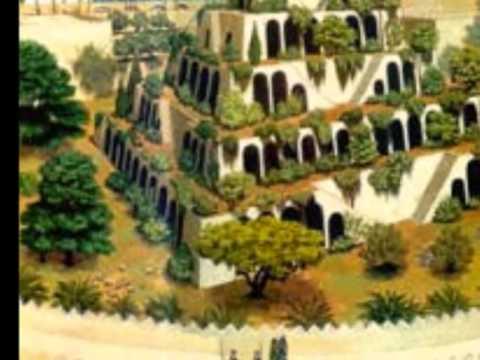 Video jardines d babilonia youtube for Los jardines colgantes de babilonia