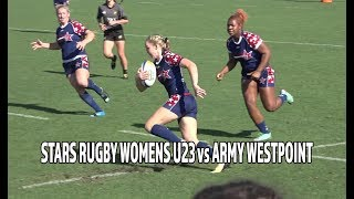 Tropical 7s 2019: Stars Rugby WU23 vs Army Westpoint