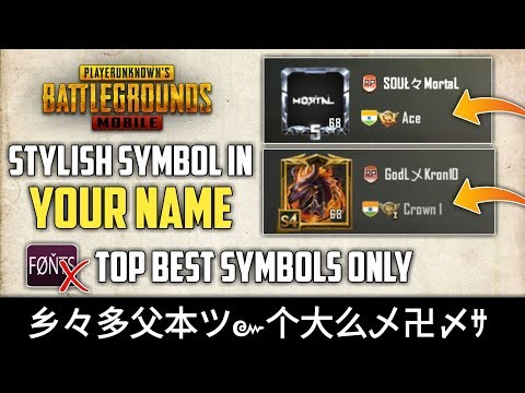 Download How To Write Stylish Name In Pubg Very Easy Like