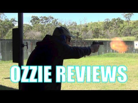 """Coonan """"Tactical"""" .357 Magnum Pistol"""