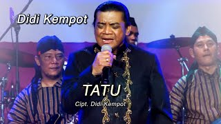Gambar cover Didi Kempot - Tatu ( Official music video )