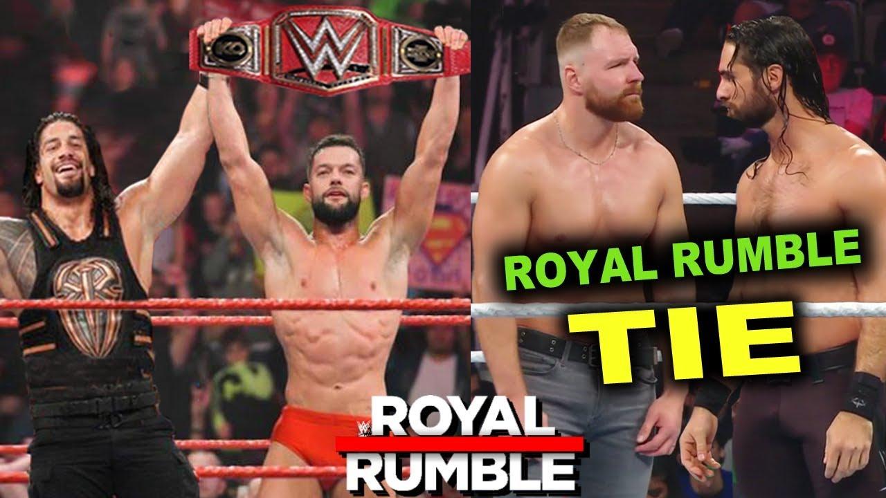 10 WWE Royal Rumble 2019 Rumors & Surprises - Return of Roman Reigns