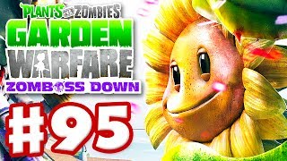 Plants vs. Zombies: Garden Warfare - Gameplay Walkthrough Part 95 - Power Flower (Xbox One)