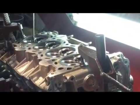 Toyota Fortuner Innova เจียร์ปาดบ่าวาล์ว ซ่อมฝาสูบ