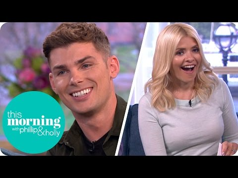 Was Kieron Richardson Faking His Hollyoaks Spoiler Slip? | This Morning
