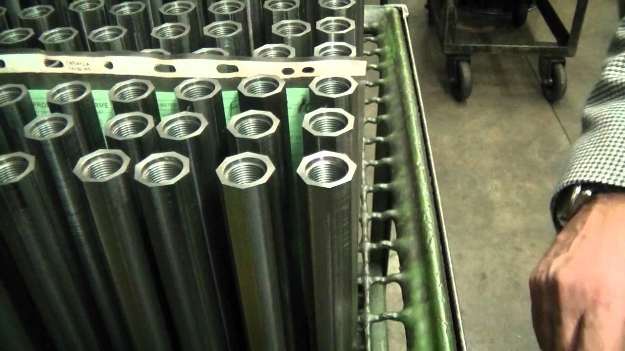 Barrel Making at Pedersoli factory