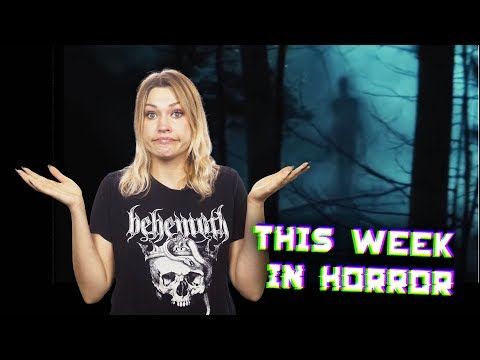 This Week in Horror - January 7, 2018 - The Walking Dead, Super Dark Times, Slender Man