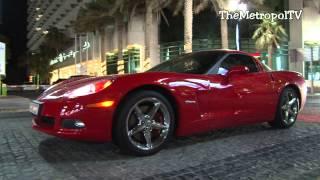 Dubai The Walk 2012 - Car View - Dubai Cars - Luxusautos entlang der Flaniermeile - Teil 2