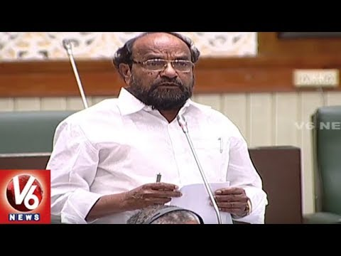 Telangana Assembly | Discussion On Govt Job Recruitment & Unemployment | V6 News