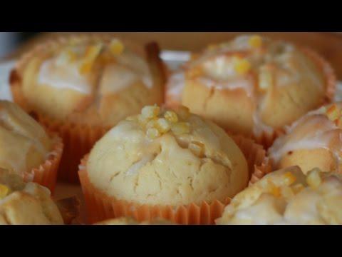 Domowy Przepis Na Babeczki Cytrynowe, Muffiny Cytrynowe, Muffin Recipe