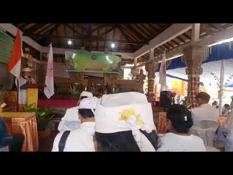Hindu Acara Pembukaan Lokasabha I PSN Korda Lombok Tengah