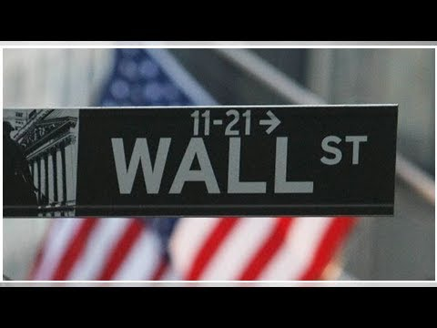 China trade war fears see Wall Street stocks plunge