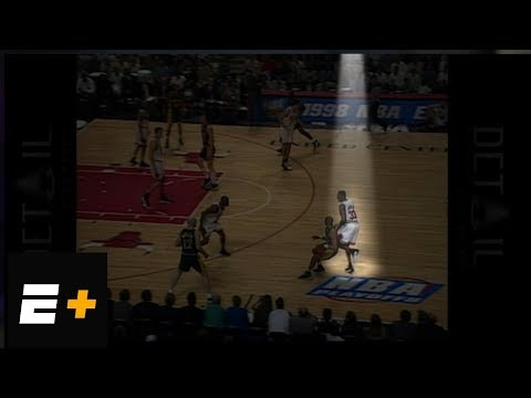 Kobe Bryant analyzes film of Scottie Pippen's defense | 'Detail' Excerpt | ESPN