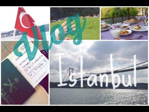 vlog!! Istanbul | رحلتي لاسطنبول