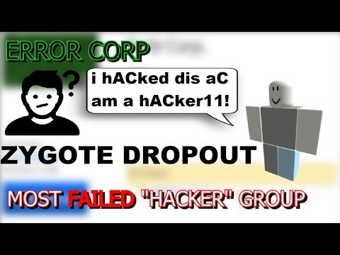 "Proof ALL Roblox ""Hacker"" Groups are FAKE"