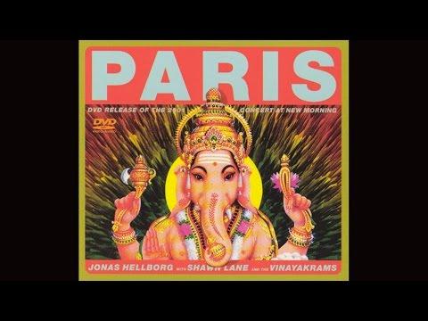 Jonas Hellborg with Shawn Lane and The Vinayakrams // First Set // Paris // 2001