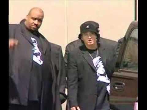 Eminem's Speech At Proof's Funeral