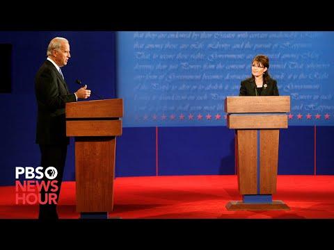Biden vs. Palin: The 2008 vice presidential debate