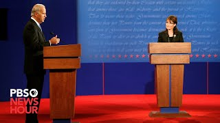 Biden vs. Palin: The 2008 vice presidential debate