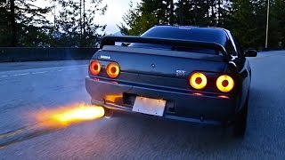 800 HP Nissan Skyline R32 GTR | True to the 32