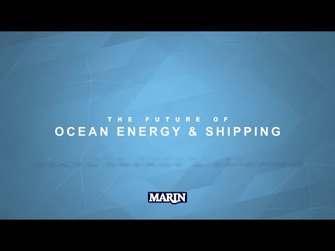 MARIN - Future of ocean energy and shipping