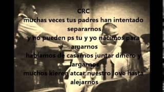 Gangsta Love - Crc Ft PolloAkaSika - DinoEnelBeat ( El Skorial ) 2014
